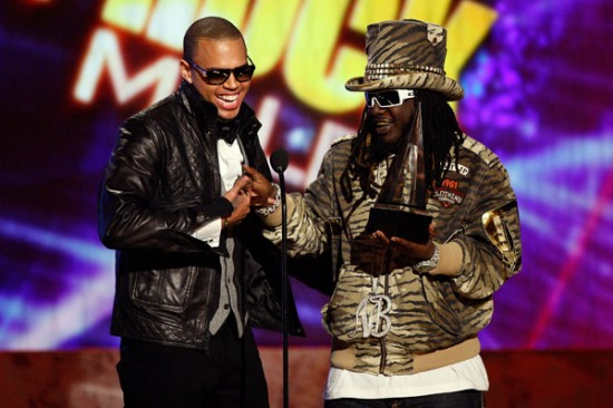 "Chris Brown + T-Pain - ""N****s In Paris (Freestyle)"""