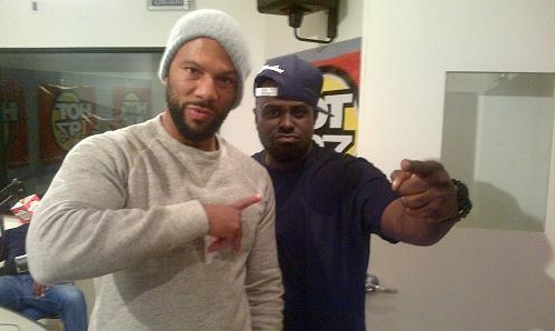 "Common ""Funkmaster Flex Freestyle (2011)"""