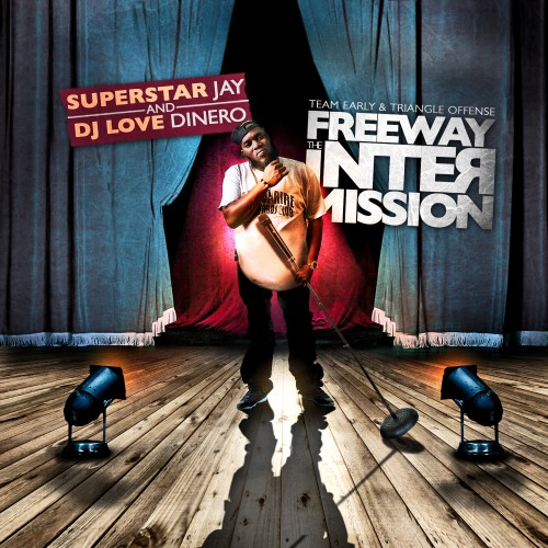 "Freeway - ""The Intermission"" (Mixtape)"