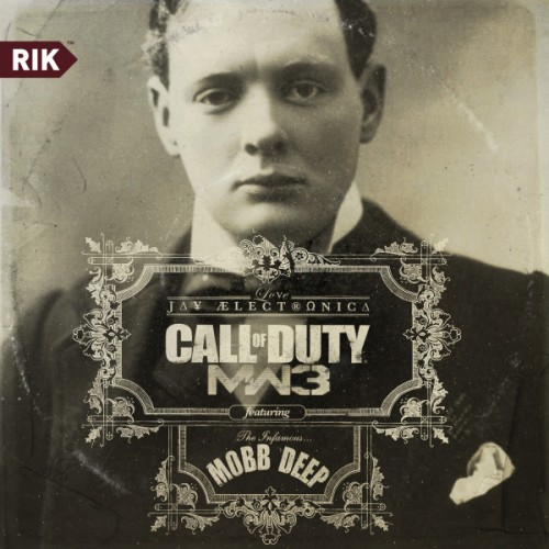 "Jay Electronica - ""Call Of Duty (Modern Warfare 3)"" (feat. Mobb Deep)"