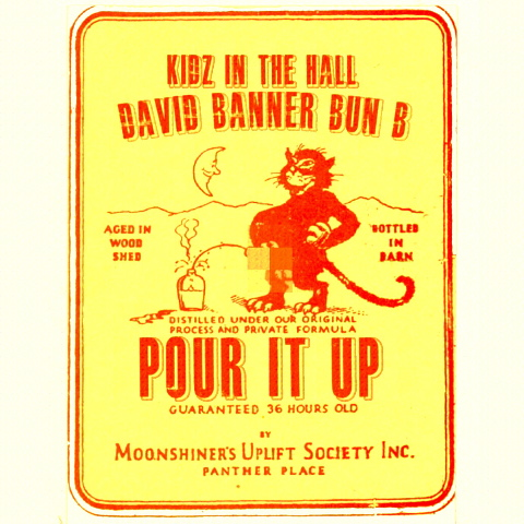 "Kidz In The Hall - ""Pour It Up (P.imp C.up)"" (feat. Bun B + David Banner)"