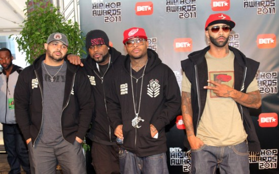 "Slaughterhouse - ""The Illest"""