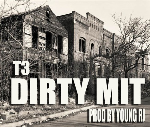 "T3 (of Slum Village) - ""Dirty Mit"""