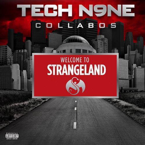 """Tech N9ne - """"Unfair"""" (feat. Ces Cru + Krizz Kaliko)"""