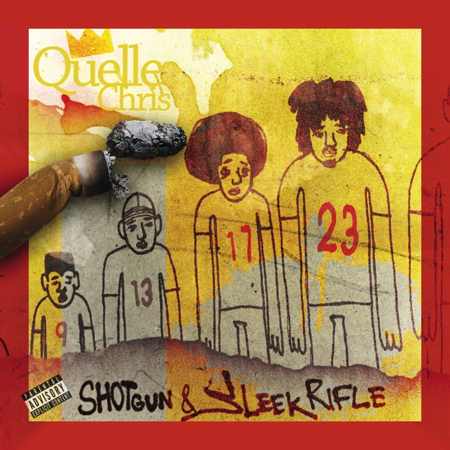 "Quelle Chris - ""Slaves"" (feat. Roc Marciano)"