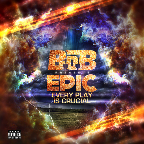 "B.o.B. - ""E.P.I.C. (Every Play Is Crucial)"" - @@@1/2 (Review)"