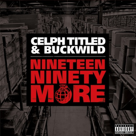 "Celph Titled + Buckwild - ""While You Slept"""