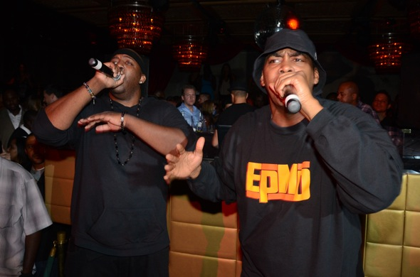 Erick Sermon Speaks About Heart Attack