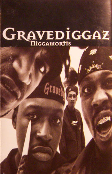 "Gravediggaz - ""The House That Hatred Built"" (1992 Demo)"