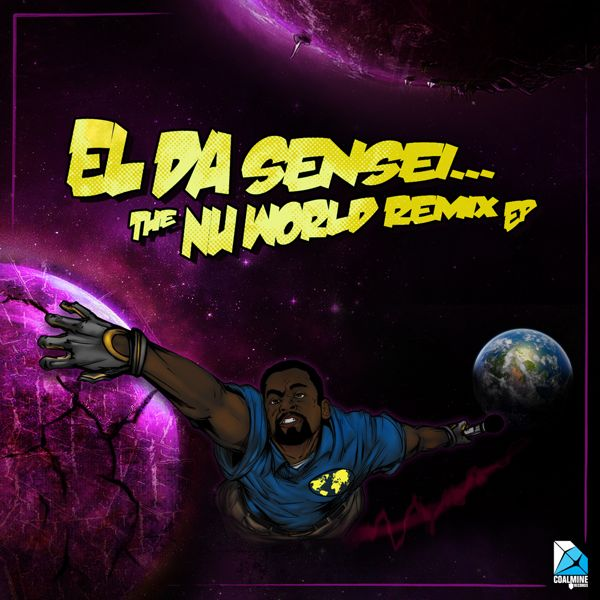"El Da Sensei - ""Everyday In The Street (!llmind Remix)"" (feat. Tame One + Rah Digga)"