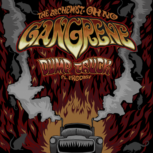 "Gangrene (Alchemist + Oh No) - ""Dump Trunk"" (feat. Prodigy of Mobb Deep)"