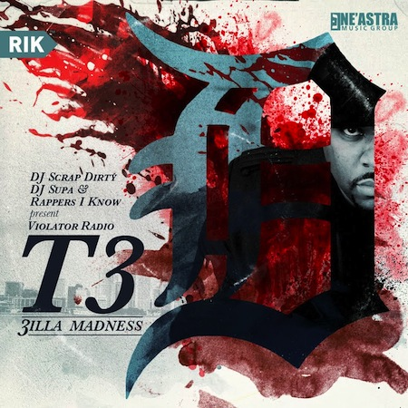 "T3 (Slum Village) - ""3illa Madness"" (Mixtape)"