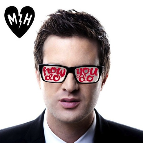 Mayer Hawthorne - &quot;How Do You Do&quot; - @@@@1/2 (Review)