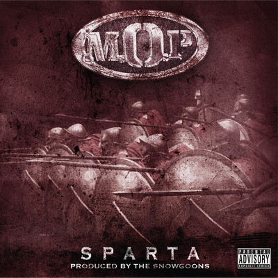 M.O.P. - &quot;Sparta&quot; (prod. Snowgoons) - @@@@ (Review)