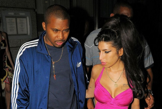"Amy Winehouse - ""Like Smoke"" (feat. Nas)"