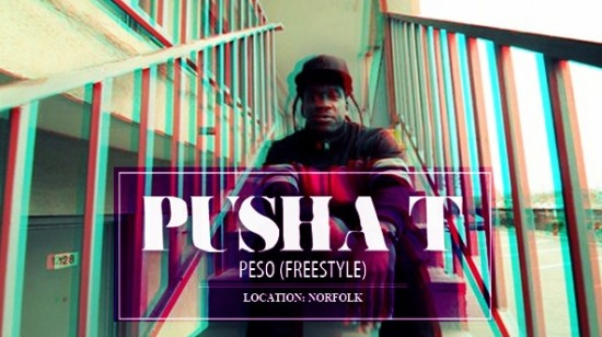 "Pusha T - ""Peso (Freestyle)"""
