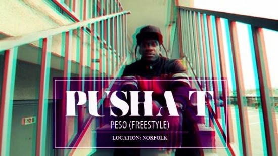 "Pusha T - ""Peso (Freestyle)"""