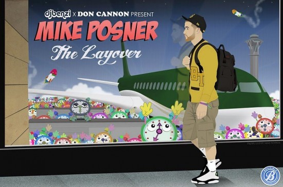 "Mike Posner - ""Wonderwall"" (feat. Big K.R.I.T.)"