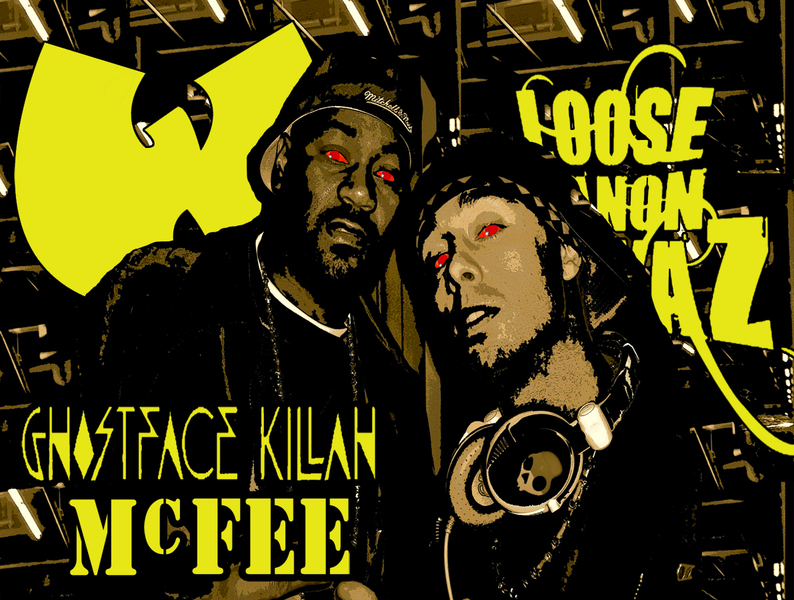 "McFee - ""The Haunting"" (feat. Ghostface Killah)"