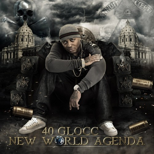 "40 Glocc - ""Play The Record"" (feat. Mobb Deep + Racq Dolo)"