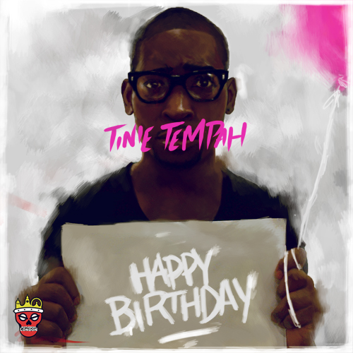 "Tinie Tempah - ""Happy Birthday"" EP"
