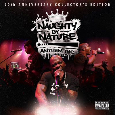 "Naughty By Nature - ""Anthem Inc"" - @@@1/2 (Review)"