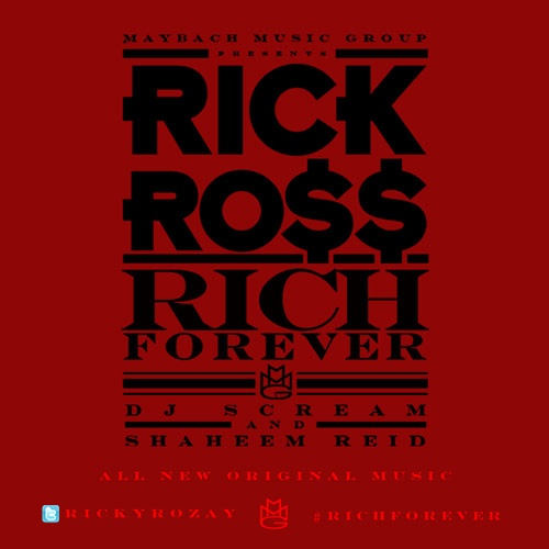 "Rick Ross - ""I'm Flexin'"" / ""Talk That Talk"" Remixes"
