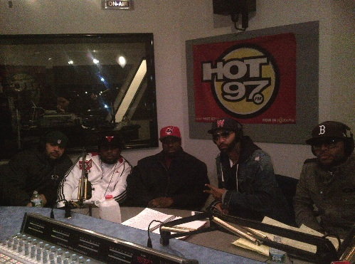 Slaughterhouse Freestyles On Funk Master Flex