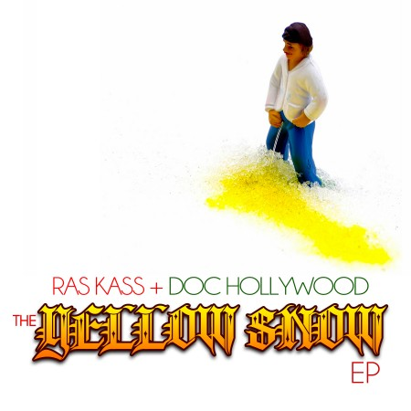 "Ras Kass + Doc Hollywood - ""The Yellow Snow"" EP"