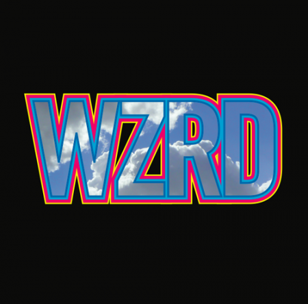 "WZRD (KiD CuDi & Dot Da Genius) – ""WZRD"" Cover Artwork"