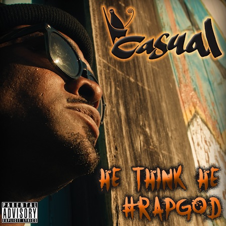 "Casual - ""Deltron Z Meets #Rapgod"" (feat. Del The Funky Homosapien)"