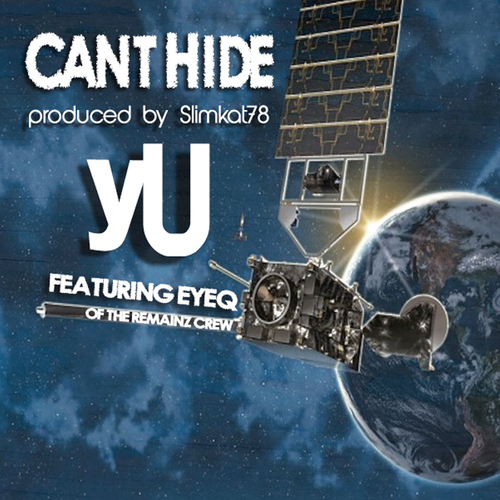 yU - &quot;Can&#039;t Hide&quot;