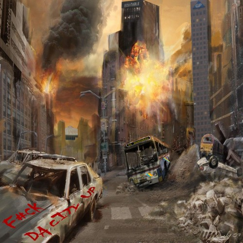 T.I. - &quot;F*ck The City Up&quot; - @@@1/2 (Review)