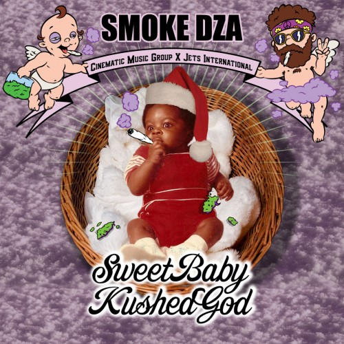 "Smoke DZA - ""Sweet Baby Kushed God"" (Mixtape)"