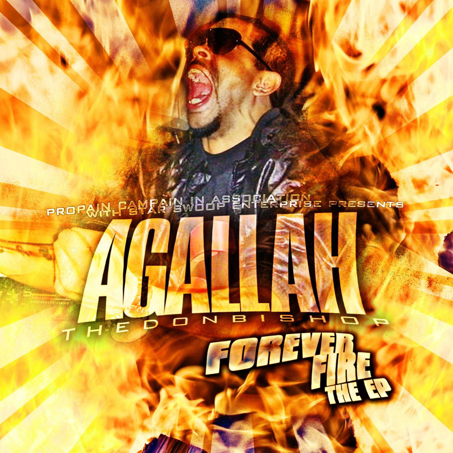 "Agallah - ""Forever Fire: The EP (Deluxe Version)"""