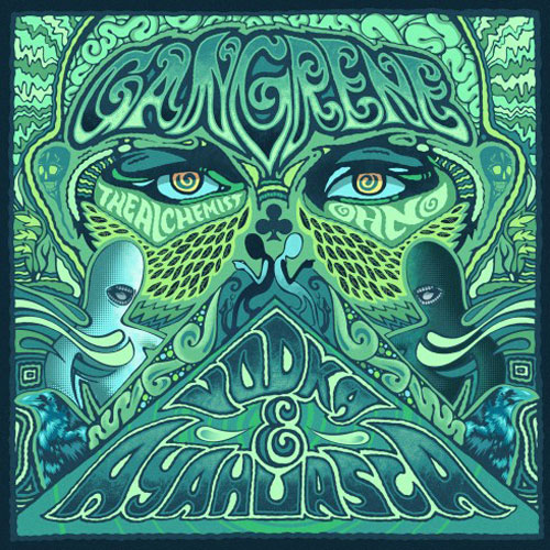 "Gangrene (Alchemist + Oh No) - ""Drink Up"" (feat. Roc Marciano)"