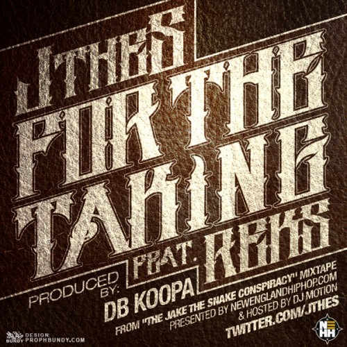 "J The S - ""For The Taking"" (feat. Reks)"