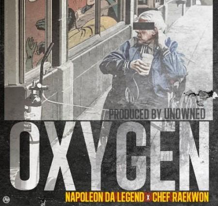 """Napoleon Da Legend - """"Oxygen"""" (feat. Raekwon)"""