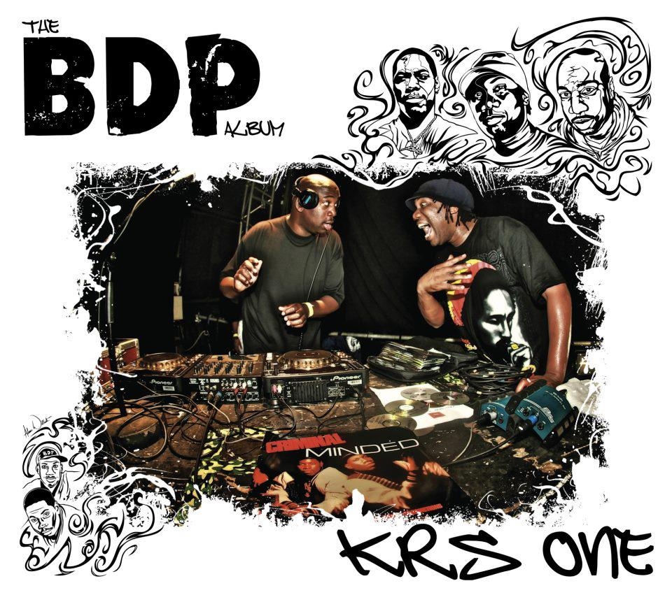 """KRS-One + Kenny Parker - """"Forever"""" (feat. Channel Live)"""