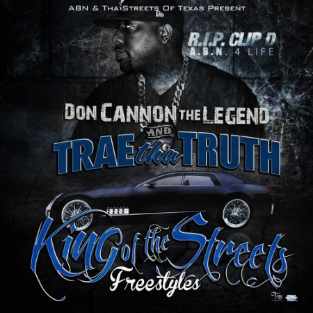 "Trae The Truth - ""King Of The Streets"" Mixtape"