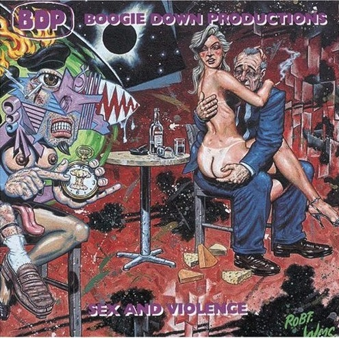 "Boogie Down Productions - ""Drug Dealer (Prince Paul's 1991 Rough Mix)"""