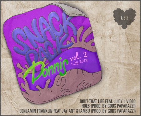 "Donnis - ""Snack Pack Vol. 2"""