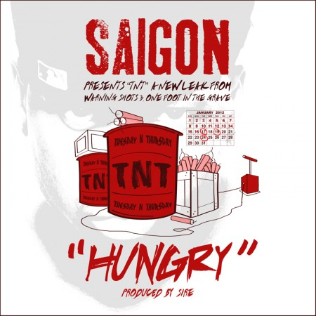 "Saigon - ""Hungry"""