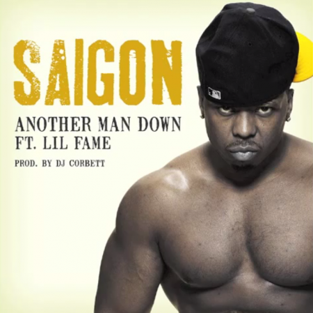 "Saigon - ""Another Man Down"" (feat. Lil Fame)"