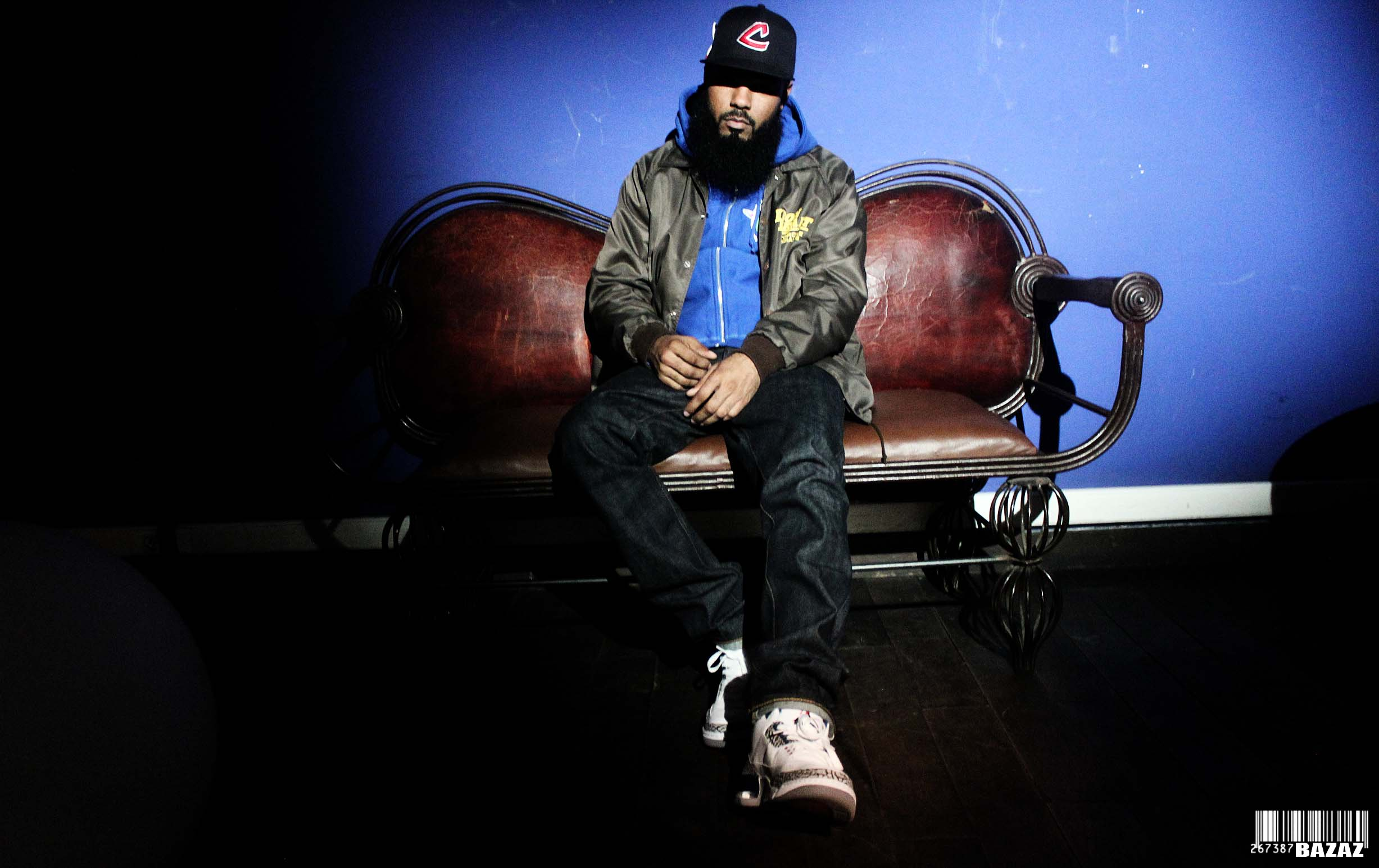 "Stalley - ""Harsh Ave"" (prod. Ski Beatz)"