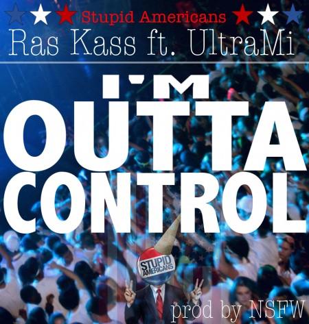 "Ras Kass - ""I'm Outta Control"" (feat. Ultra Mi)"