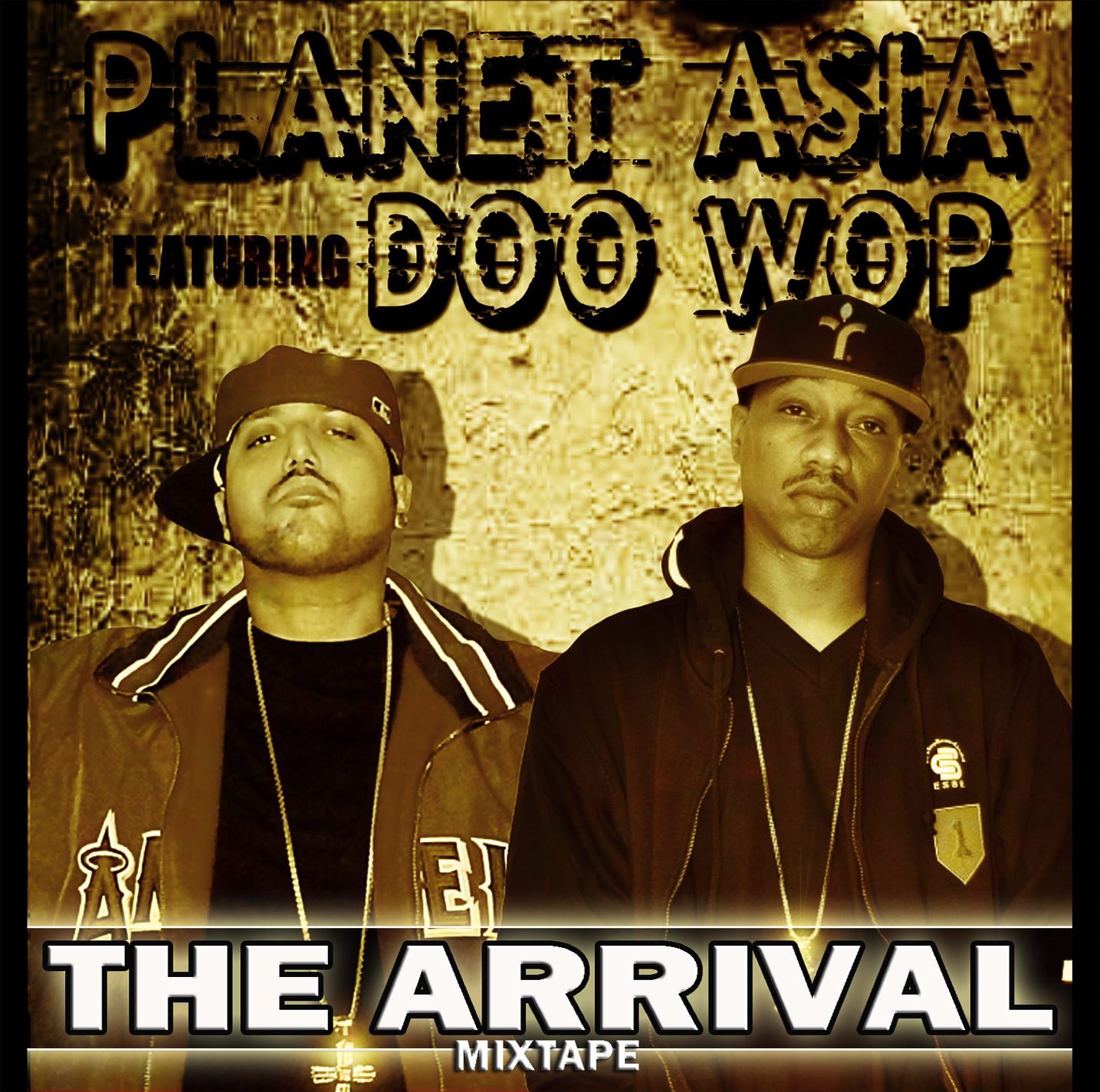 Planet Asia + Doo Wop -