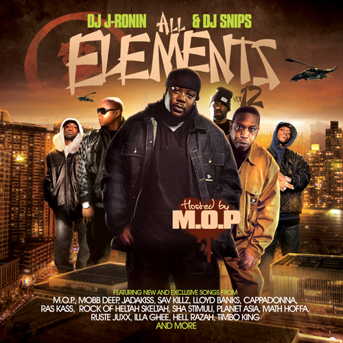 Lil Fame of M.O.P. -