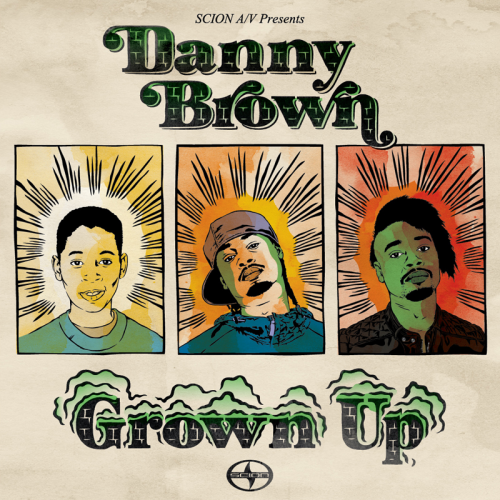 Danny Brown - 