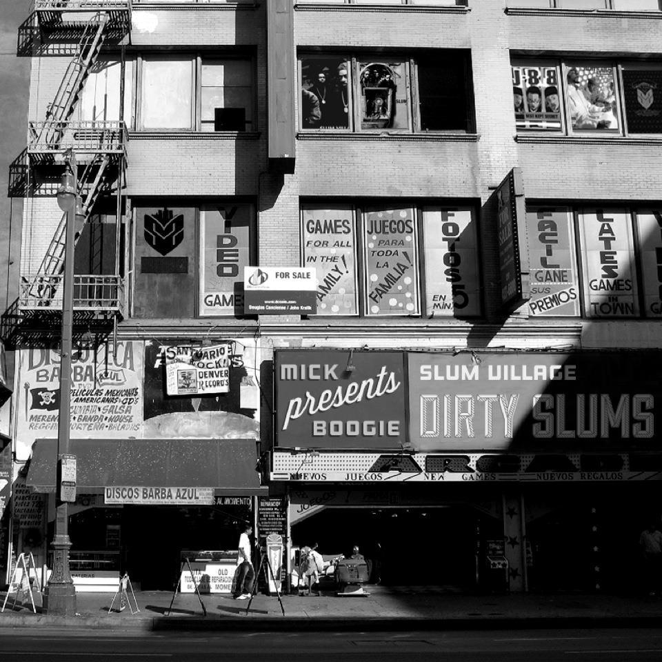 Slum Village & Mick Boogie –